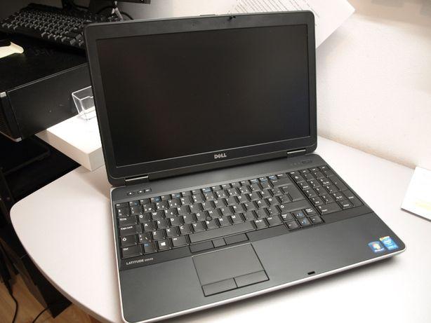 LAPTOP Dell Latitude E6540 i5 8GB 500GB HD Gw12 POLEASINGOWY