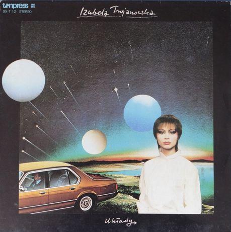 IZABELA TROJANOWSKA- układy - płyta winylowa: Tonpress KAW 1982