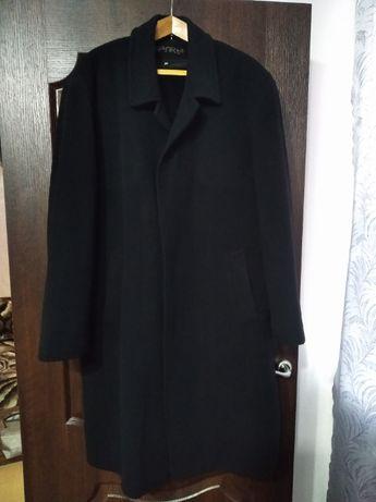 Пальто мужское кашемировое осень-зима 52 размер
