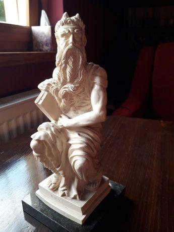 Włoska figurka Mojżesza