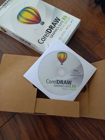 Corel draw X6 graphics suite Special edition
