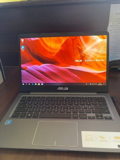 Laptop DO NAUKI ASUS E406M N5000/4GB/128GB eMMC/INT/Win10