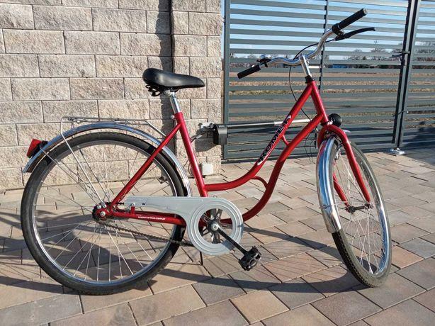 Rower damski miejski  koła 26cali