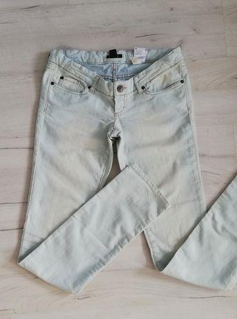 Spodnie ciążowe H&M Mama w r 38