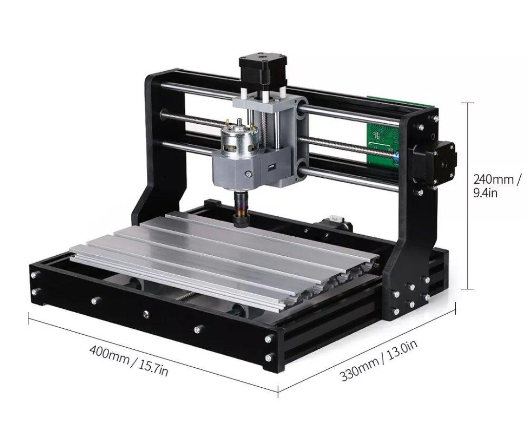 CNC 3018 PRO impressão 3D