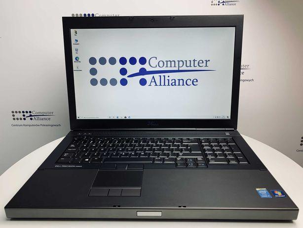 Dell M6800 | i7-4800MQ | 32GB | 256 SSD + 500HDD | Quadro | KL. A