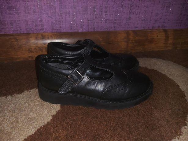 Туфли кожаные на девочку Graceland р.12