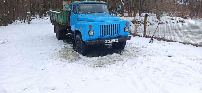 Вантажівка ГАЗ 52