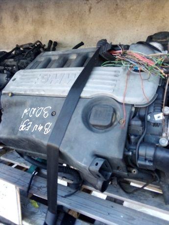 Silnik BMW 3.0 TDI E39 Automat