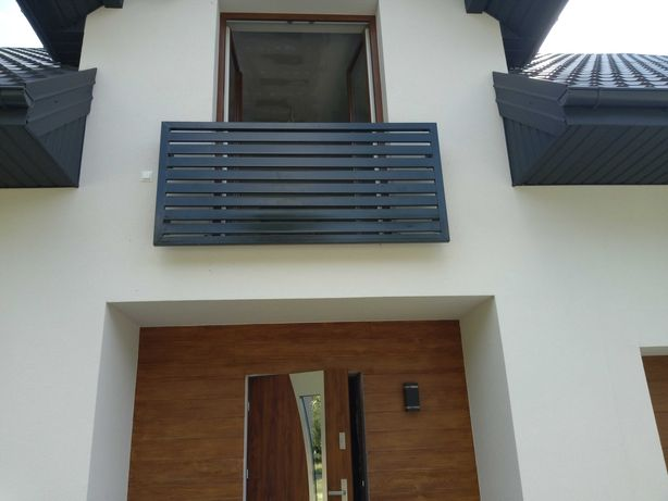 Balustrada, balustrady