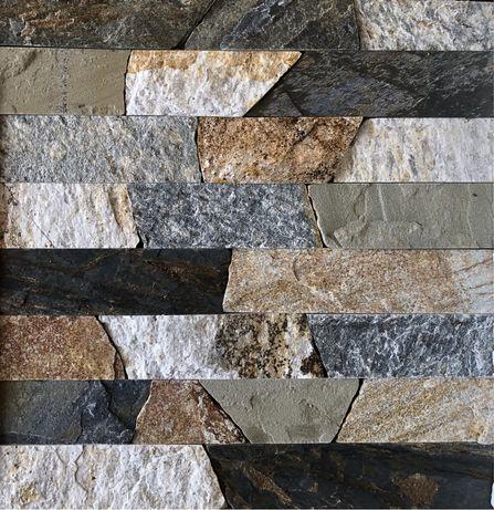 Болгарський сланець лапша,плитка,торець,камень окатиш,
