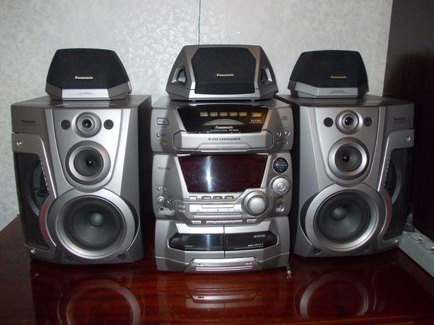 Музыкальный центр Panasonic SA-AK55