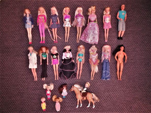 Colecção de Barbies