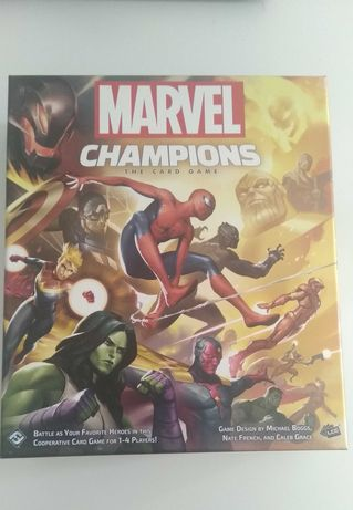 Marvel Champions: The Card Game [ENG]