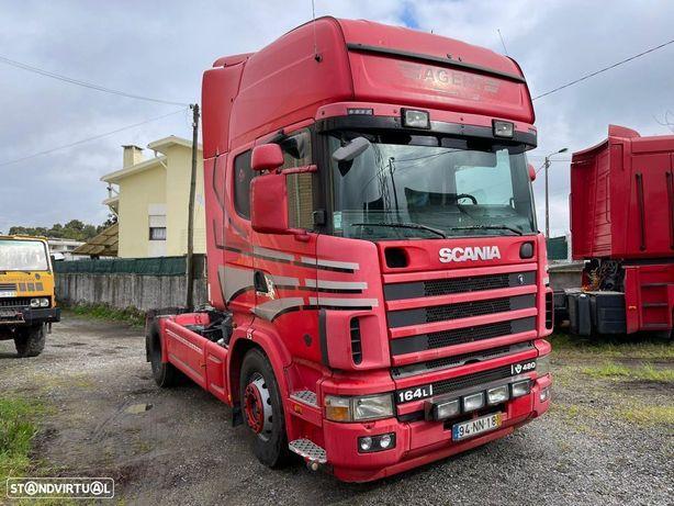 Scania 480 V8 Topline