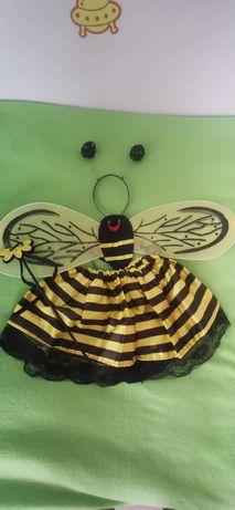 Strój karnawałowy pszczółka Maja wysyłka za darmo przelew na konto