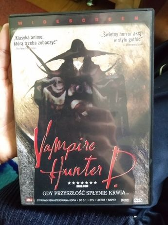 Anime Vampire D Hunters