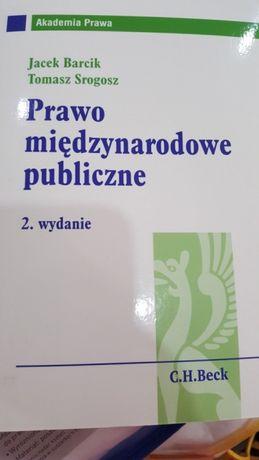Prawo międzynarodowe publiczne Jacek Barcik
