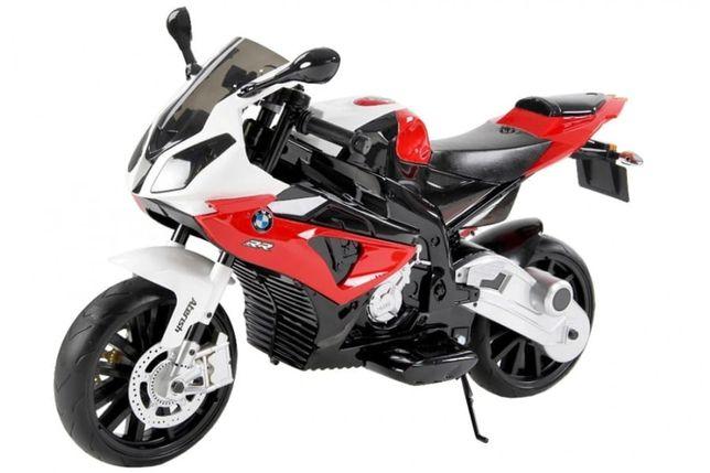 BMW S1000RR RED Motocykl na akumulator