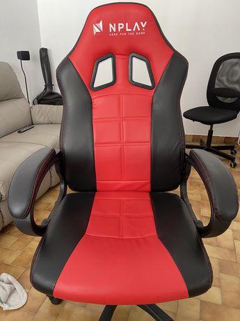 Cadeira gaming NPLAY