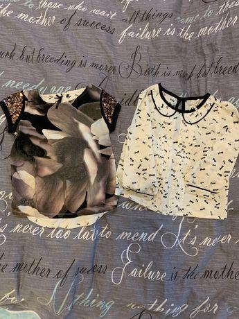 Кофточки (блузка, туника) 3-4 года