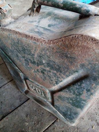 Stary kanister 20L