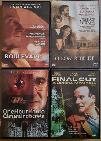 4 Filmes Robin Williams