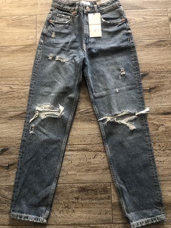 Джинси Zara, джинсы, Зара
