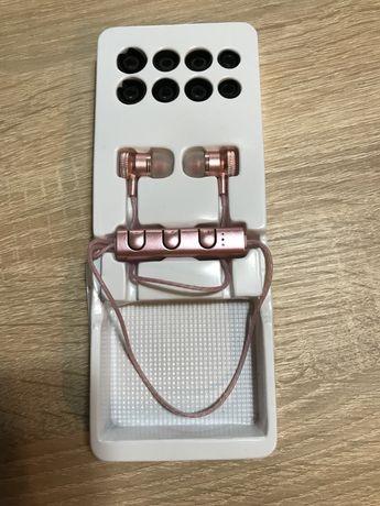 Słuchawki douszne Bluetooth BT895 bezprzewowodowe sportowe.
