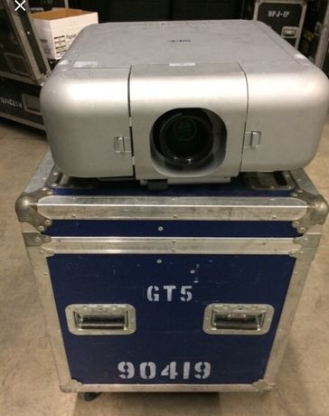 Проэктор nec gt5000 projector dlp 3lsd мапинг