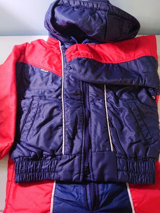 2-częściowy kombinezon z dodatkowymi ocieplanymi spodniami gratis Toruń - image 1