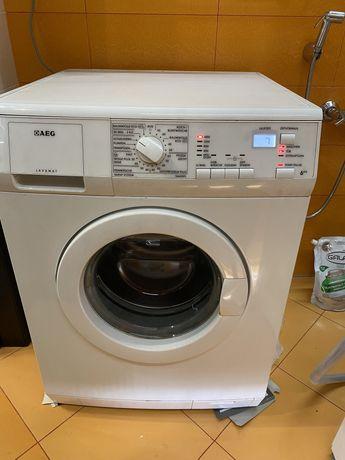 Стиральная машына AEG lavamat 6 kg 1400 об