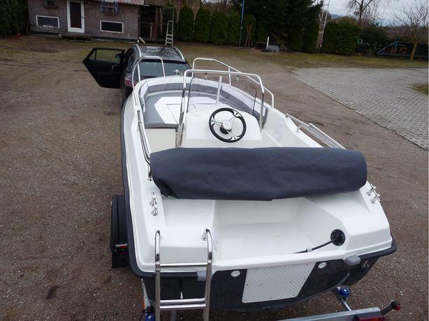 Łódz motorowa Micarele 440