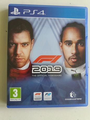 Formula1 2019 ps4