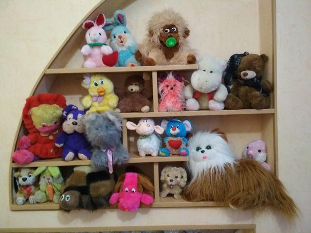 Мягкие игрушки одним лотом оптом