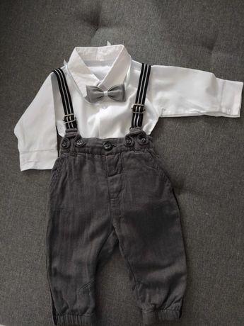 Ubranie do chrztu dla chłopca rozm. 68 KappAhl