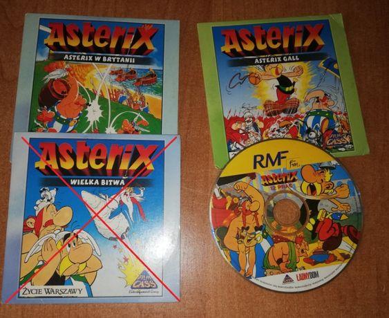 Asterix płyty DVD