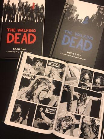 Bd - Walking Dead edição limitada