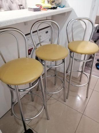 Krzesła wysokie, hokery CENA ZA KOMPLET