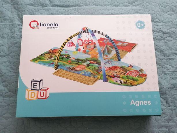 Развивающий игровой коврикLionelo Agnes
