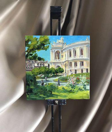 Картина маслом Одесса