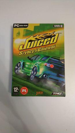 Gra PC Juiced DVD