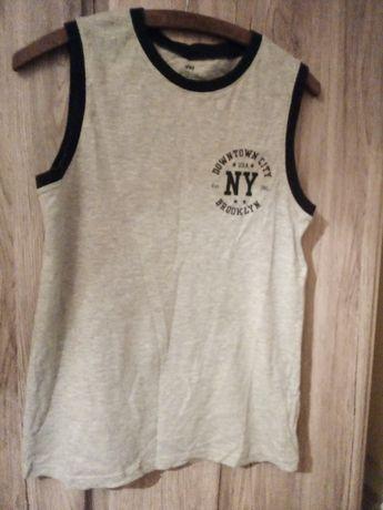 koszulka na ramiączkach H&M rozm. 158/164
