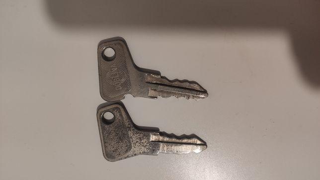 Trabant kluczyki