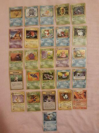 25 cartas pokemon japanese + blaziken Eng