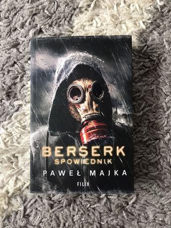 Nowa książka Berserk Spowiednik