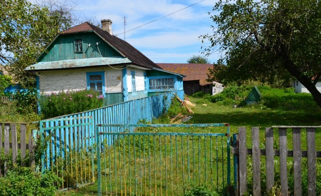 Продається будинок з земельною ділянкою в с.Старосілля