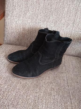 Sprzedam buty skorzane