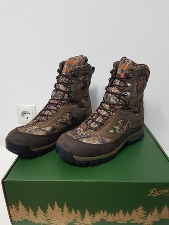 Ботинки Danner High Ground 8 Mossy Oak 400 гр утеплителя
