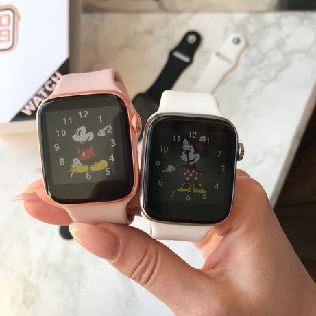 Лучшая цена!!! Смарт часы Умные часы T500аналог Apple Watch